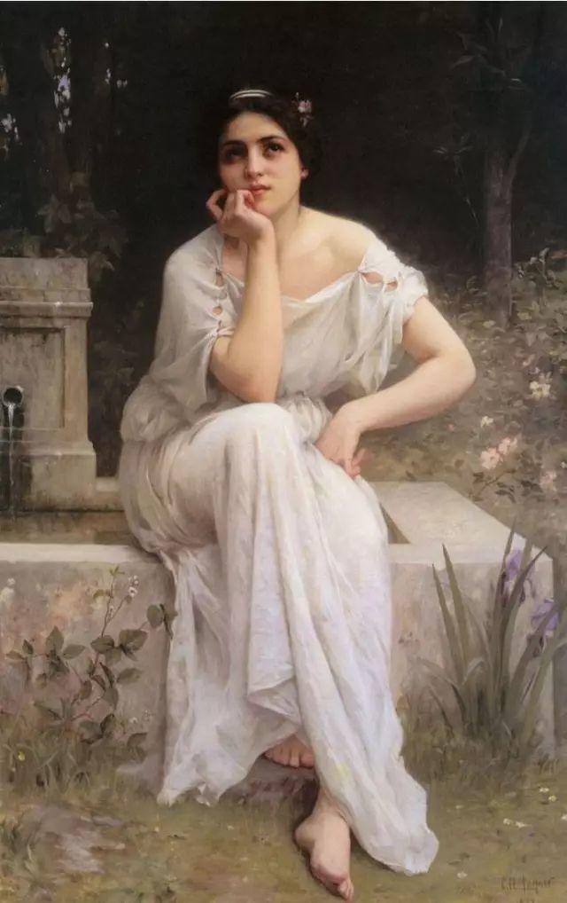 油画中的美,皆源于艺术家的内心插图51