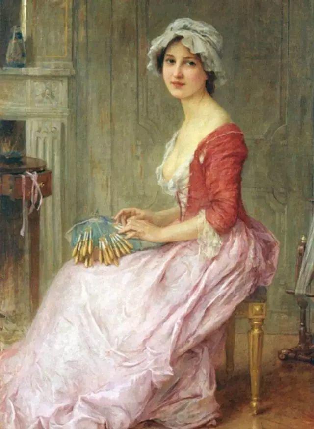油画中的美,皆源于艺术家的内心插图53
