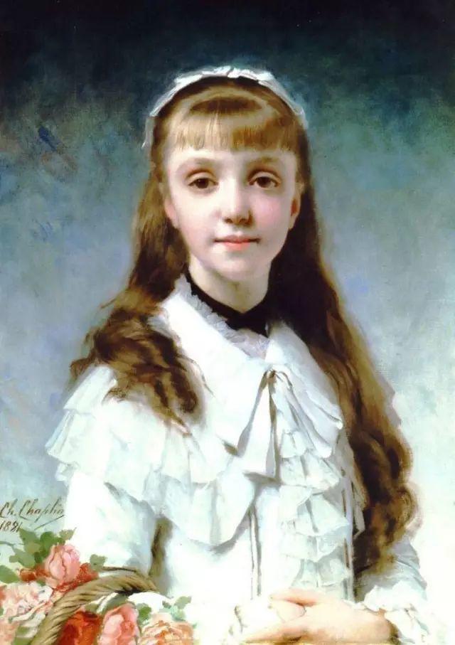 油画中的美,皆源于艺术家的内心插图55