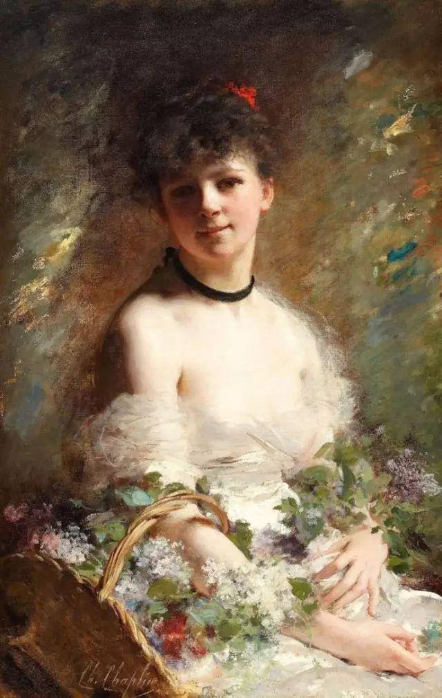 油画中的美,皆源于艺术家的内心插图57