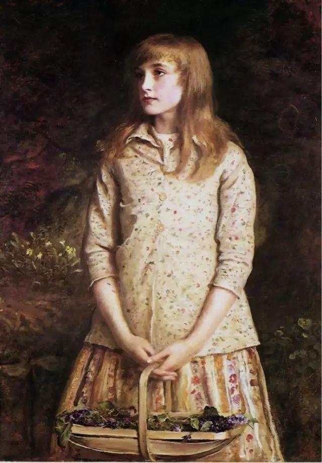油画中的美,皆源于艺术家的内心插图59