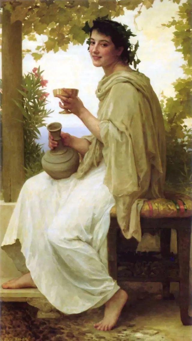 油画中的美,皆源于艺术家的内心插图61