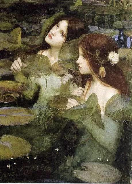 油画中的美,皆源于艺术家的内心插图81