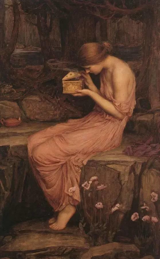 油画中的美,皆源于艺术家的内心插图85
