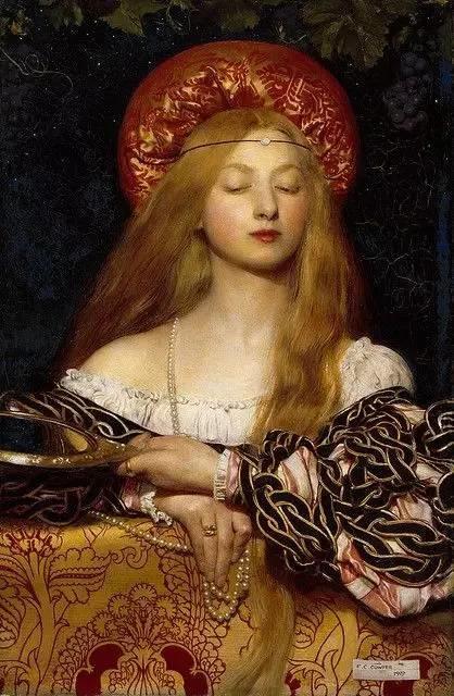 油画中的美,皆源于艺术家的内心插图93