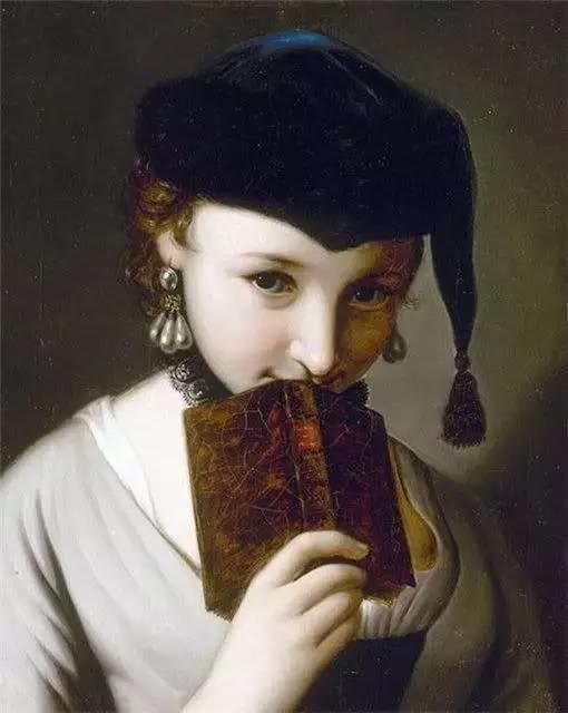 油画中的美,皆源于艺术家的内心插图103