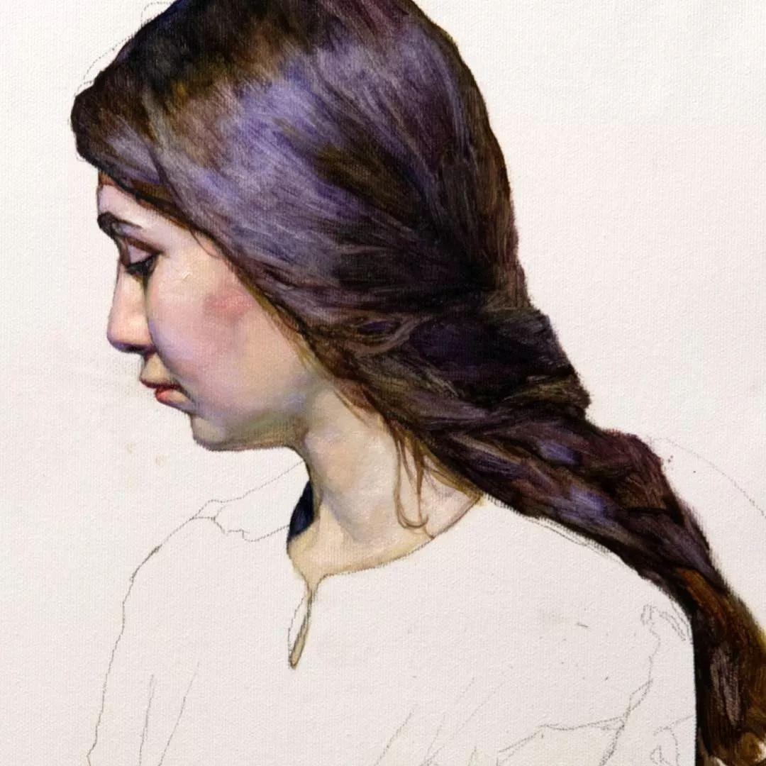油画居然画得这么鲜艳?俄罗斯Victoria Kalaichi插图22