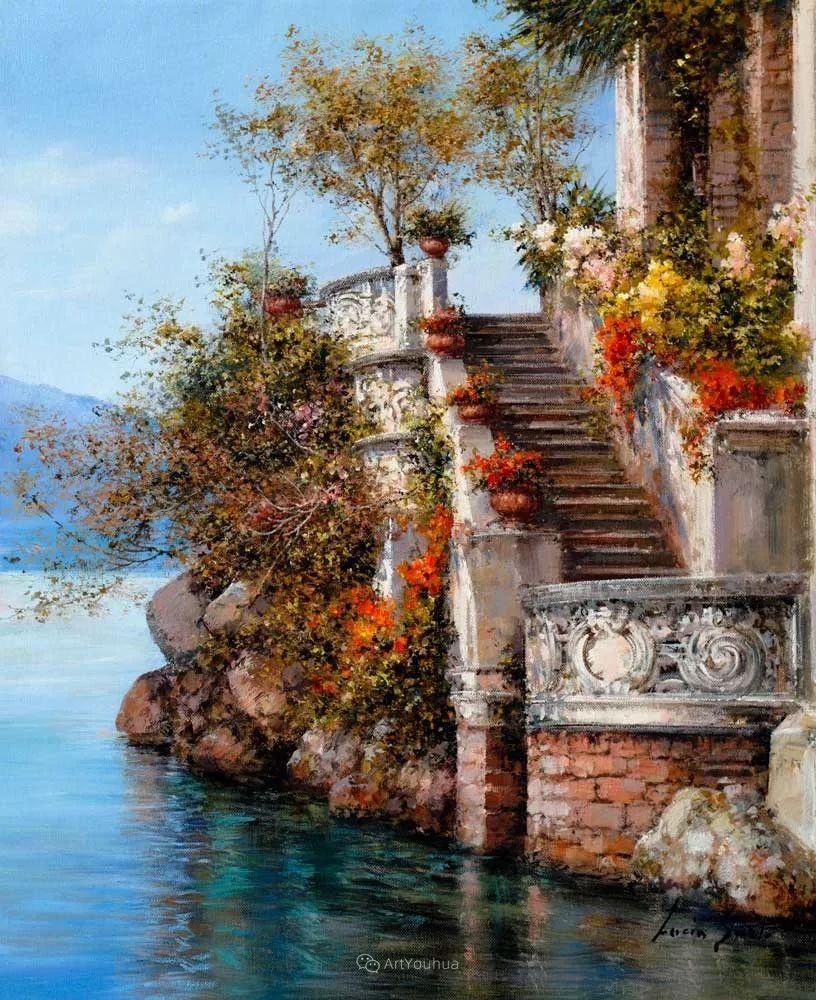 温暖如花,浪漫一刹!意大利浪漫印象主义女画家Lucia Sarto插图37