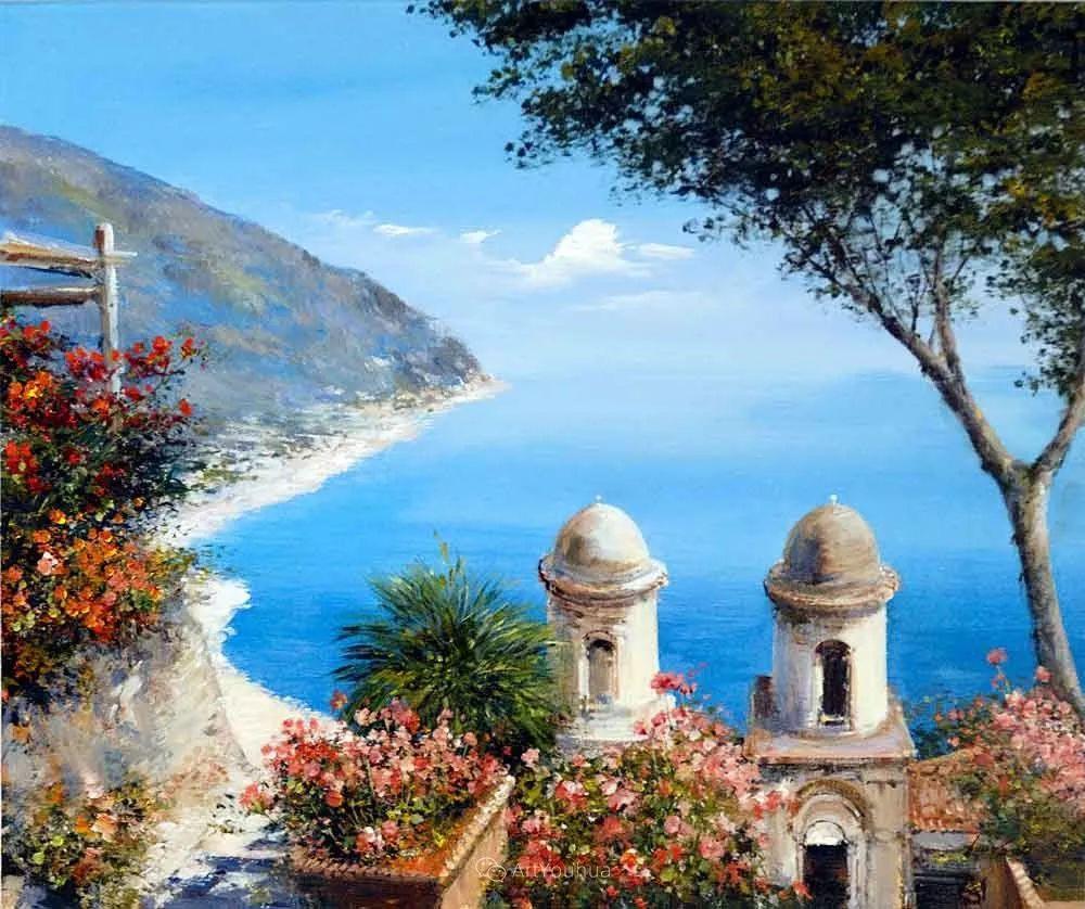 温暖如花,浪漫一刹!意大利浪漫印象主义女画家Lucia Sarto插图45