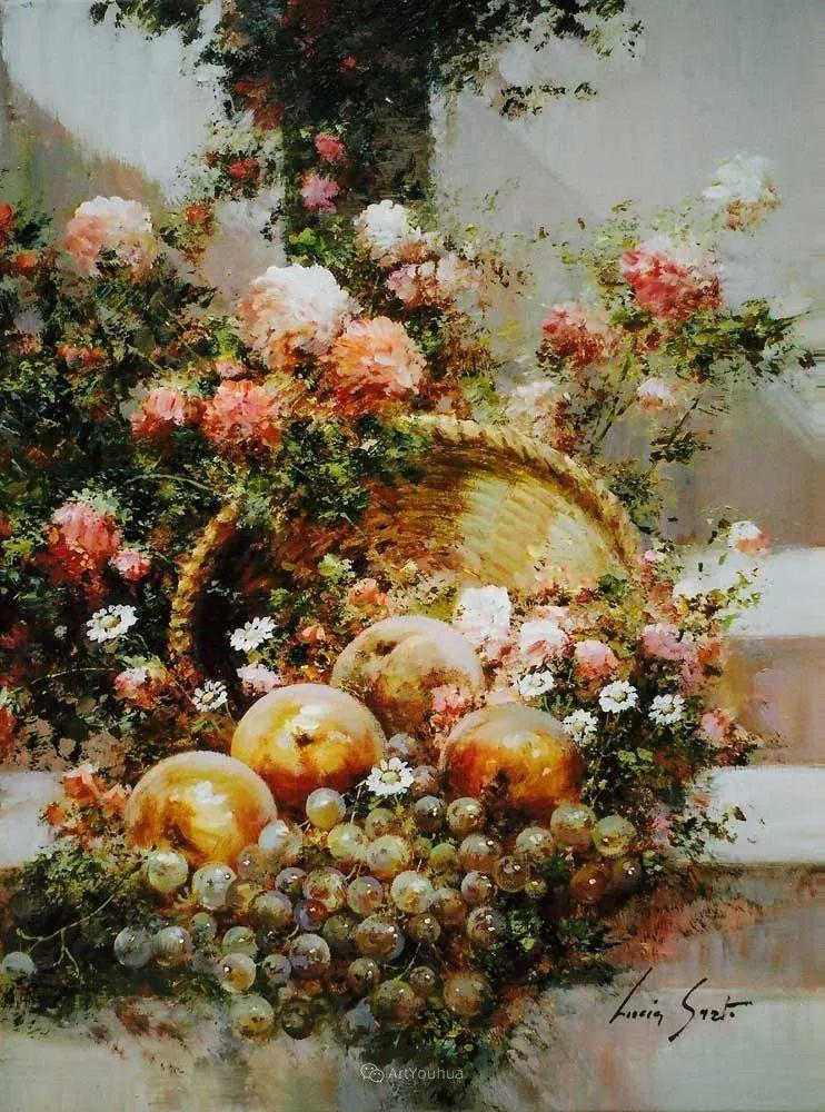 温暖如花,浪漫一刹!意大利浪漫印象主义女画家Lucia Sarto插图51