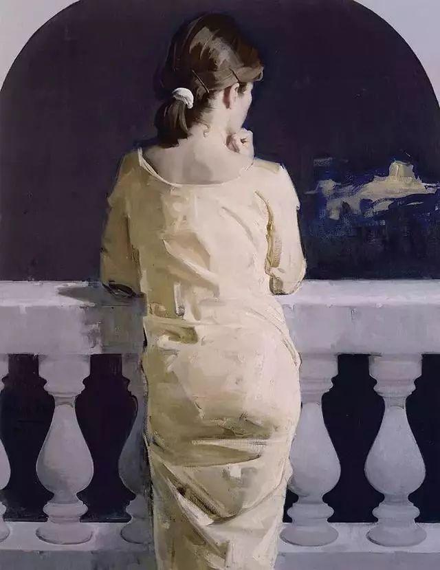 一生只爱画美人,西班牙肖像画家Felix Revello de Toro插图14