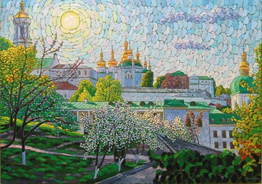 色彩纷繁的鲜花——乌克兰画家Dmitry Dobrovolsky插图31