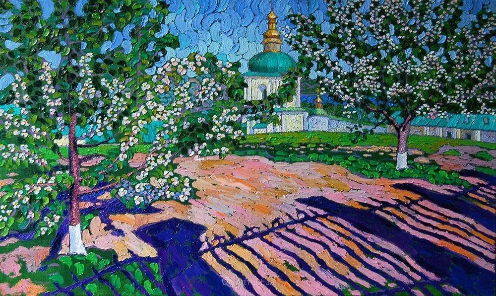 色彩纷繁的鲜花——乌克兰画家Dmitry Dobrovolsky插图55