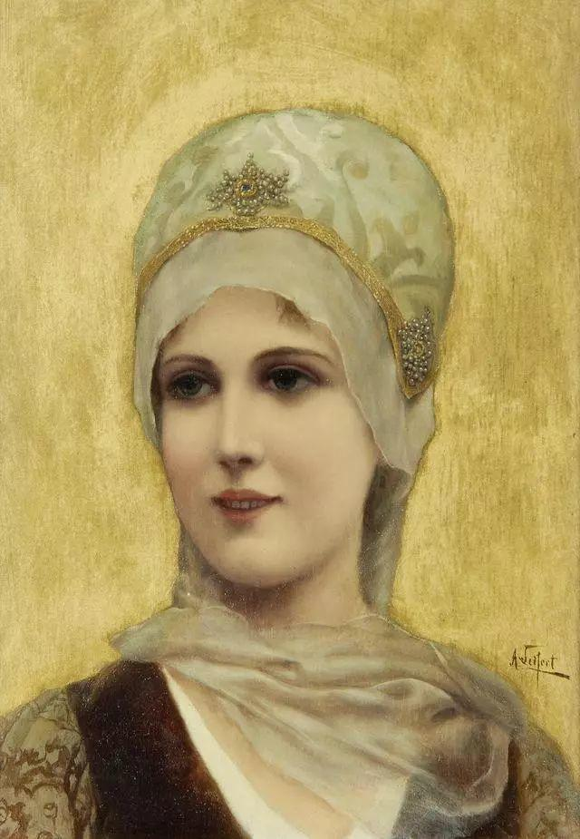 匈牙利国家美术馆油画作品珍藏版插图9