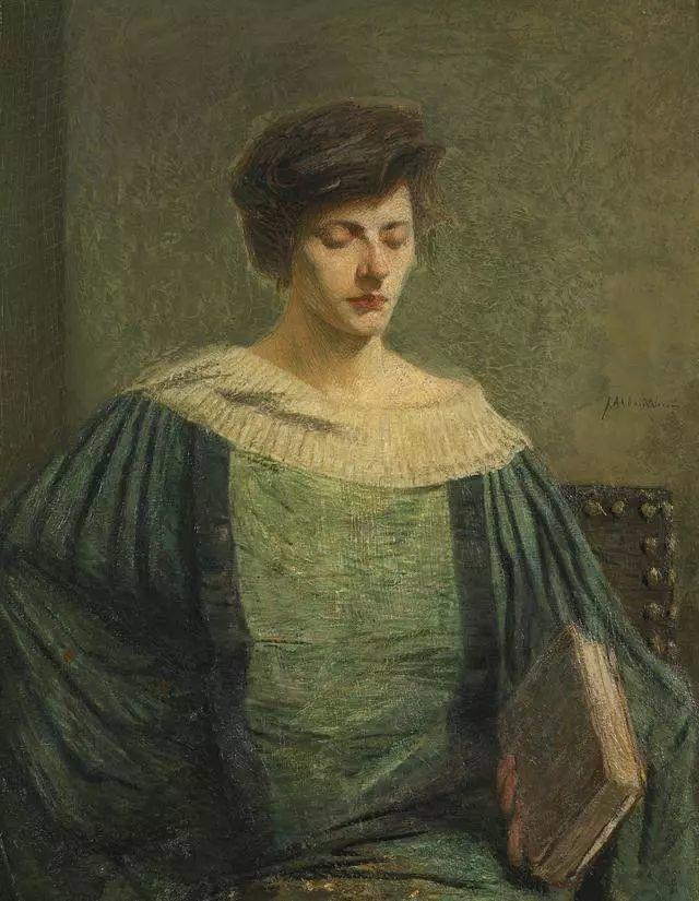 匈牙利国家美术馆油画作品珍藏版插图39