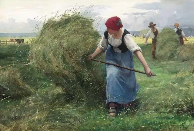匈牙利国家美术馆油画作品珍藏版插图40
