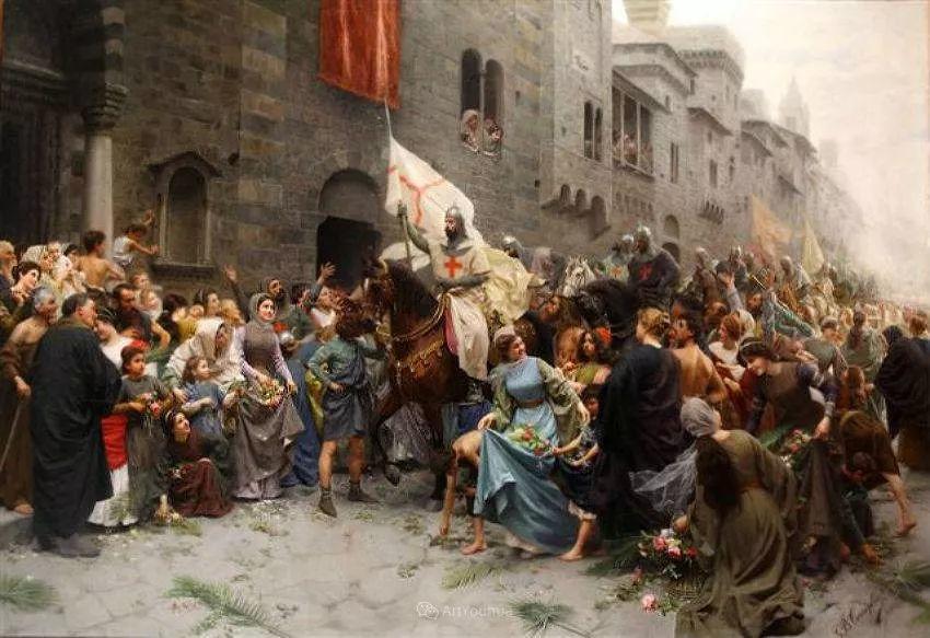浓厚的生活气息,意大利画家Giovanni Battista Torriglia插图43