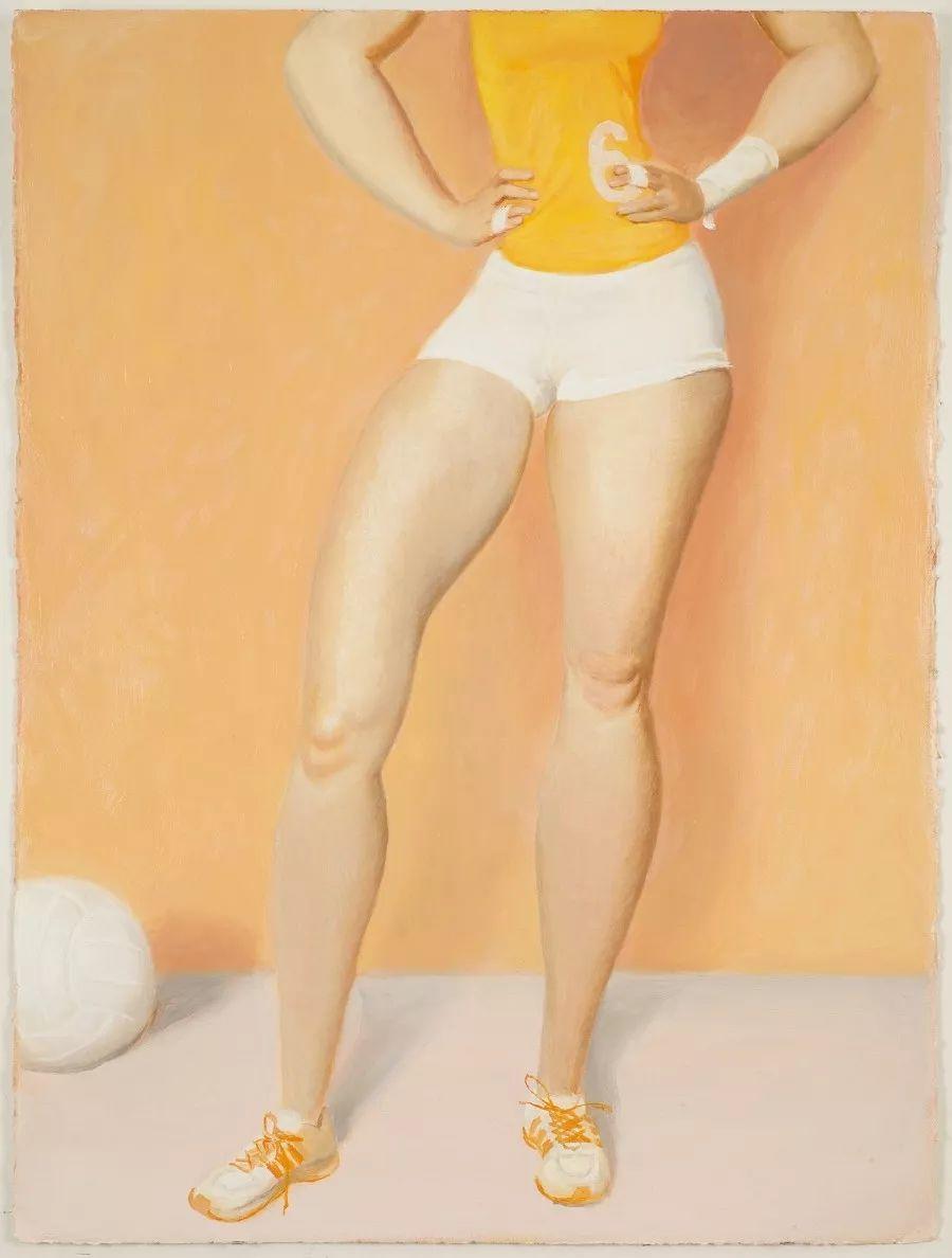 画家把美女的腿画成这样,有劲吗?插图1