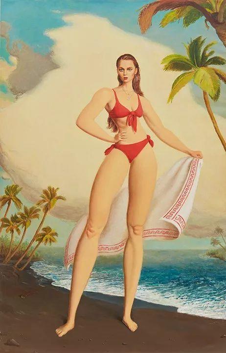 画家把美女的腿画成这样,有劲吗?插图13