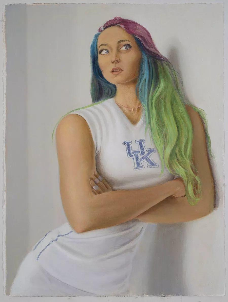 画家把美女的腿画成这样,有劲吗?插图25