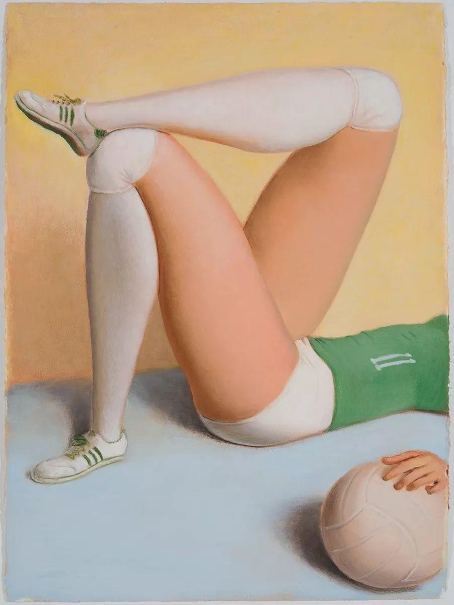 画家把美女的腿画成这样,有劲吗?插图31