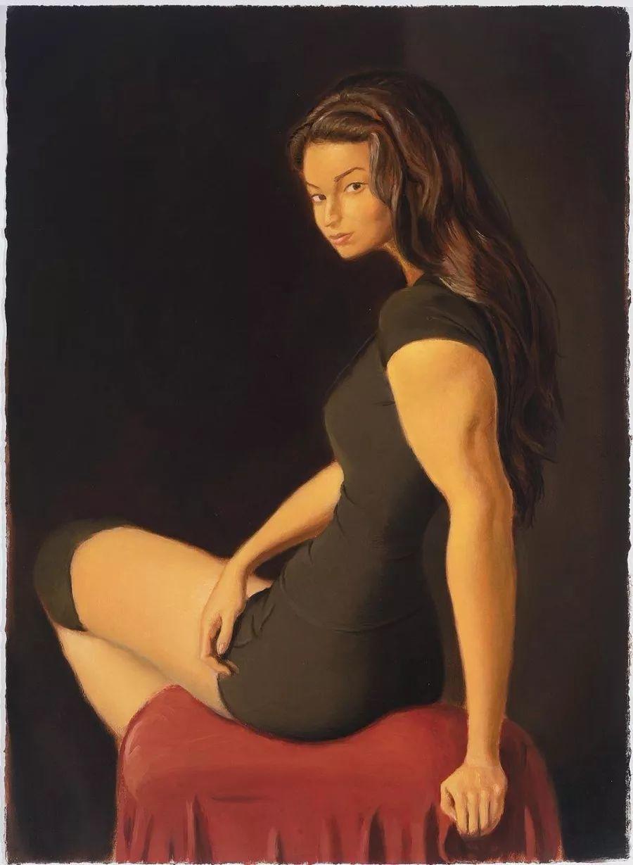 画家把美女的腿画成这样,有劲吗?插图33