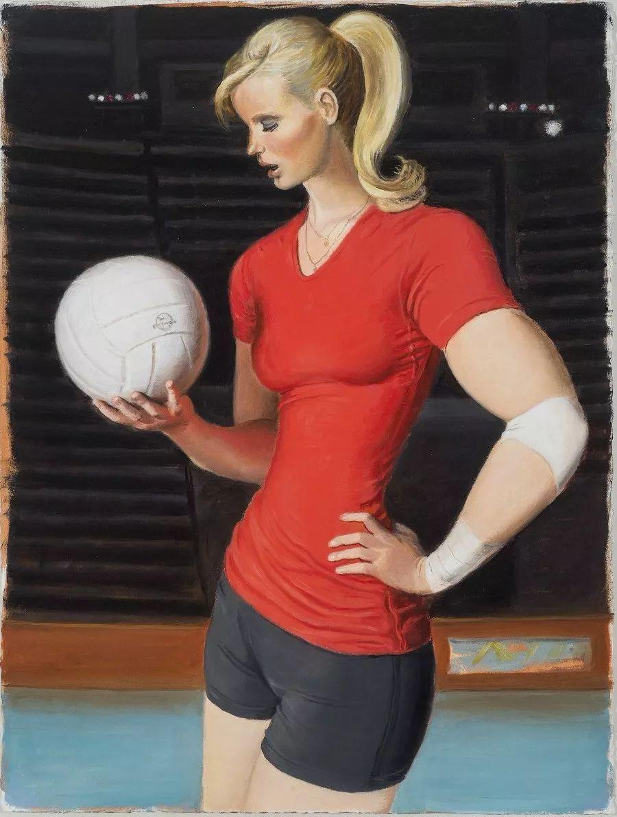 画家把美女的腿画成这样,有劲吗?插图39