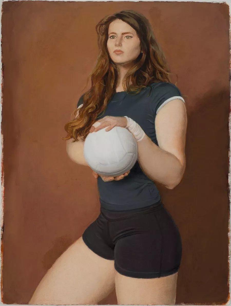 画家把美女的腿画成这样,有劲吗?插图41