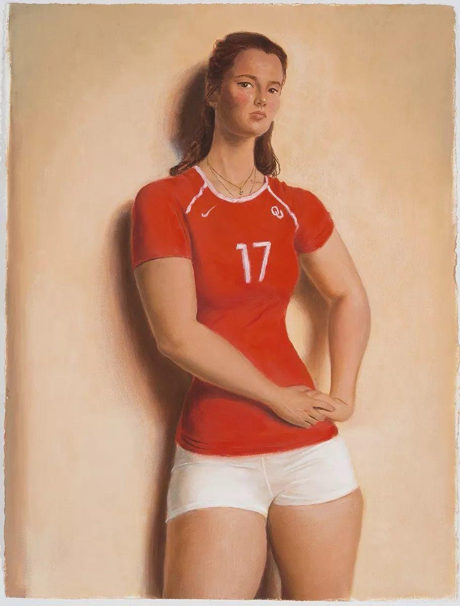 画家把美女的腿画成这样,有劲吗?插图49
