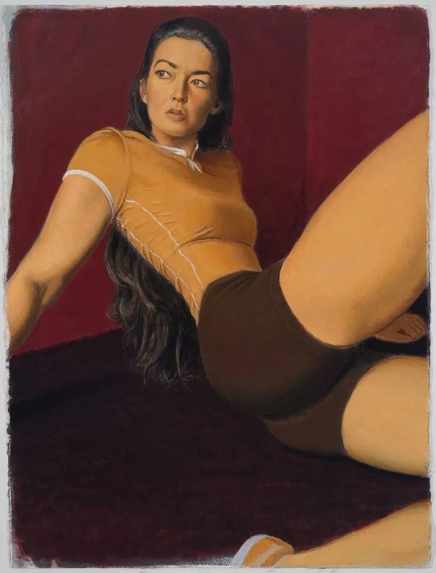 画家把美女的腿画成这样,有劲吗?插图51