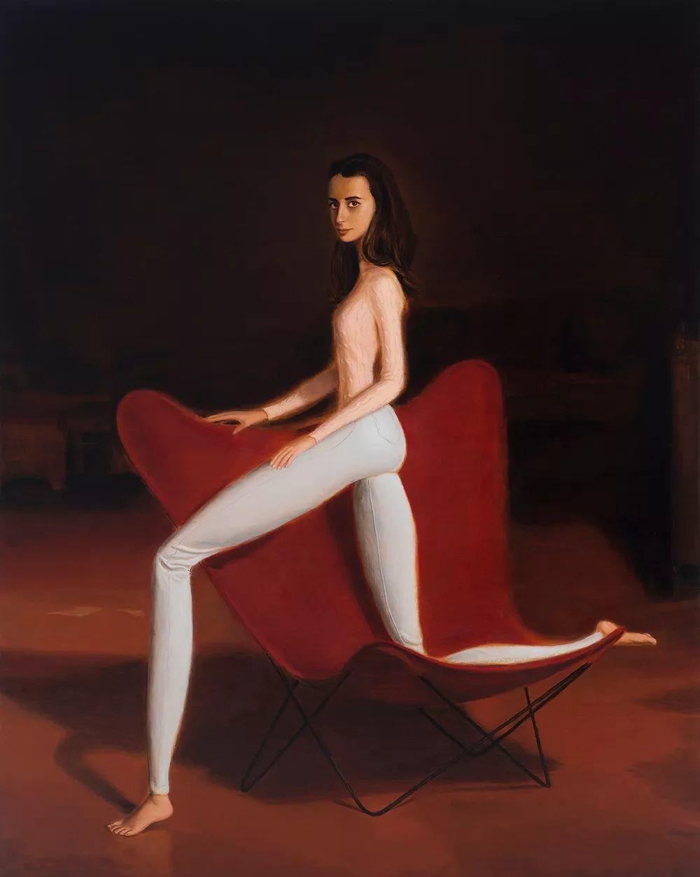 画家把美女的腿画成这样,有劲吗?插图73