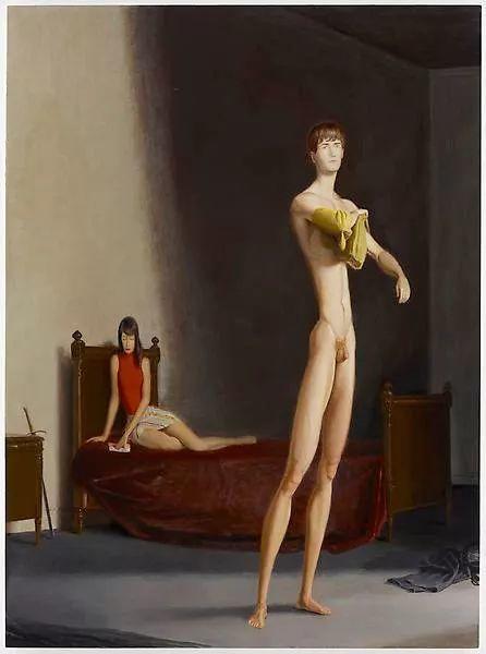 画家把美女的腿画成这样,有劲吗?插图97
