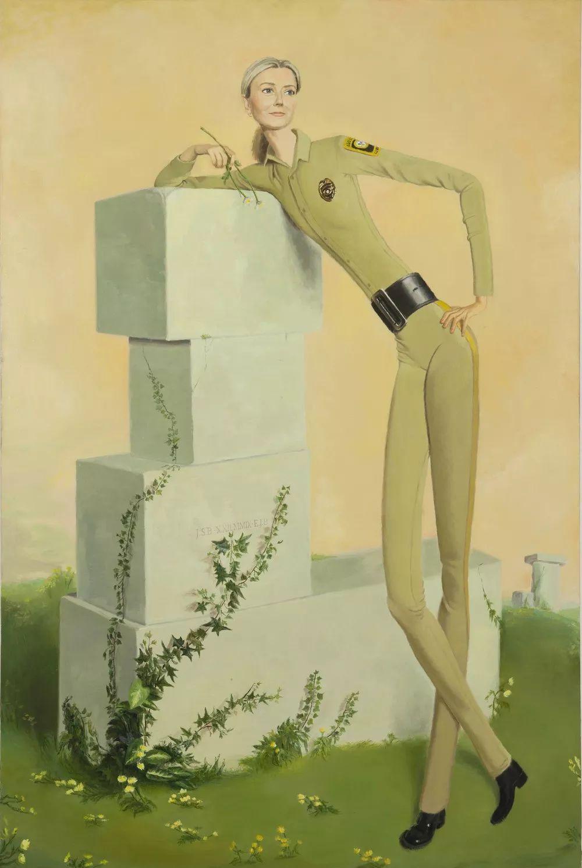 画家把美女的腿画成这样,有劲吗?插图109