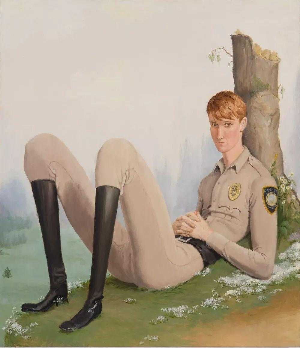 画家把美女的腿画成这样,有劲吗?插图115