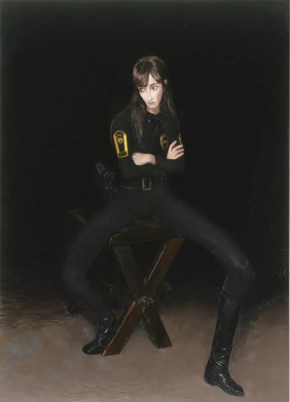 画家把美女的腿画成这样,有劲吗?插图137