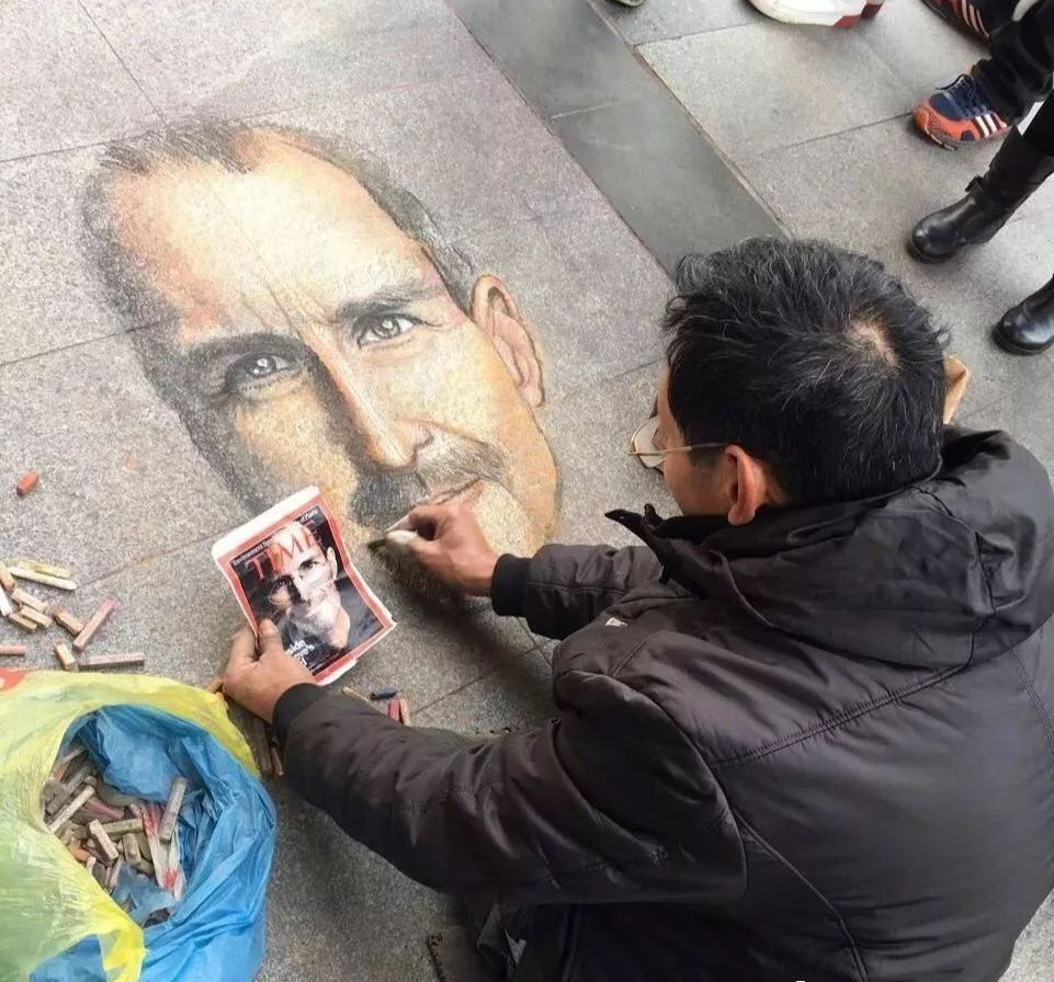 """凭本事吃饭的人,从来不会觉得卑微!中国的""""流浪达芬奇"""",画了800多次蒙娜丽莎!插图49"""