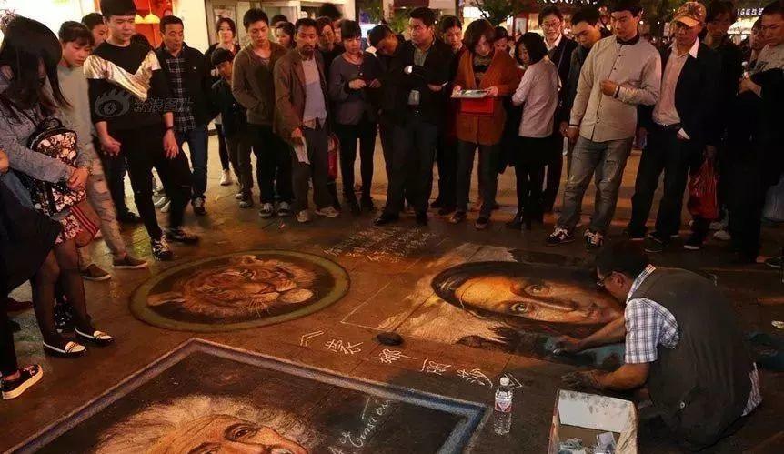 """凭本事吃饭的人,从来不会觉得卑微!中国的""""流浪达芬奇"""",画了800多次蒙娜丽莎!插图53"""