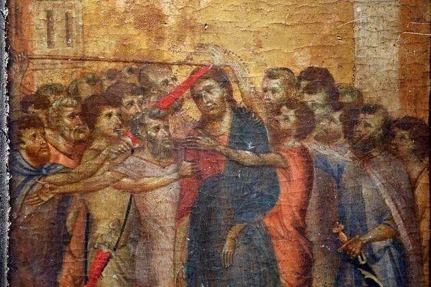 法国90岁老太一夜暴富,搬家清理出700多年前的旧画,竟然拍卖1.9亿天价!插图10