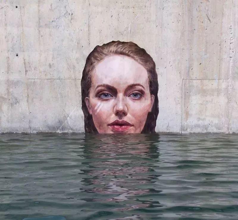 学深潜只为在海底作画!入选2018年福布斯成为艺术领域最杰出30人之一插图1