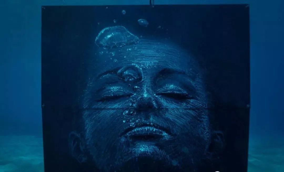 学深潜只为在海底作画!入选2018年福布斯成为艺术领域最杰出30人之一插图7