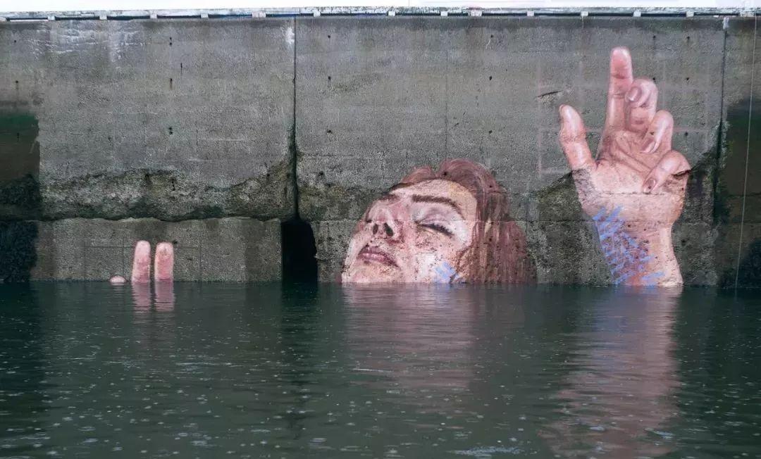 学深潜只为在海底作画!入选2018年福布斯成为艺术领域最杰出30人之一插图31