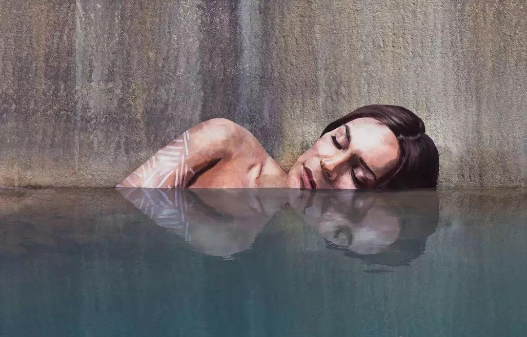 学深潜只为在海底作画!入选2018年福布斯成为艺术领域最杰出30人之一插图37