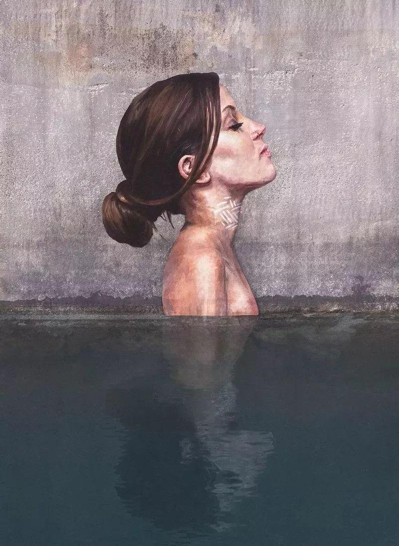 学深潜只为在海底作画!入选2018年福布斯成为艺术领域最杰出30人之一插图41