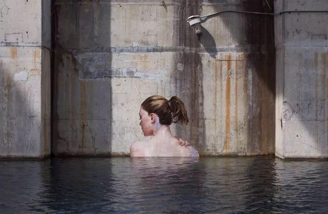 学深潜只为在海底作画!入选2018年福布斯成为艺术领域最杰出30人之一插图47