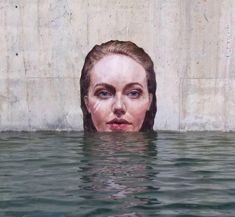 学深潜只为在海底作画!入选2018年福布斯成为艺术领域最杰出30人之一插图49