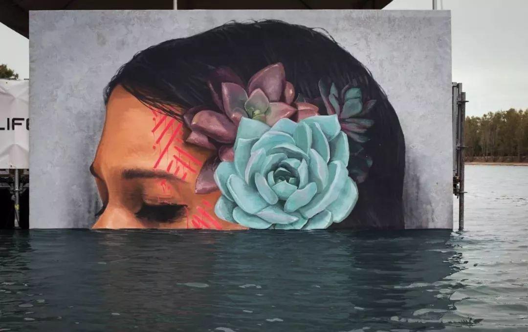 学深潜只为在海底作画!入选2018年福布斯成为艺术领域最杰出30人之一插图53