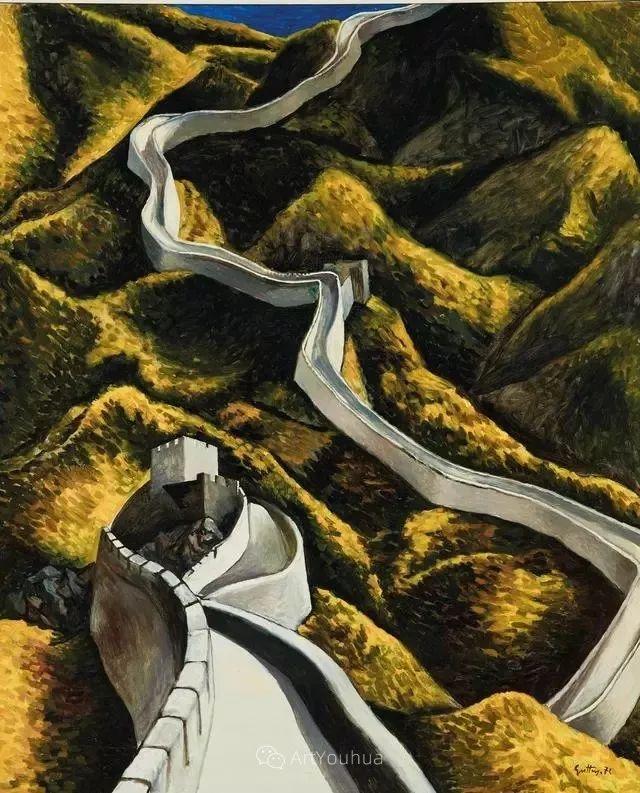 经典现代主义大师油画欣赏插图6