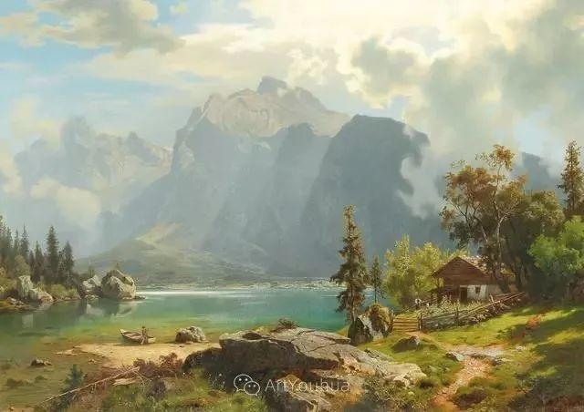 经典现代主义大师油画欣赏插图11