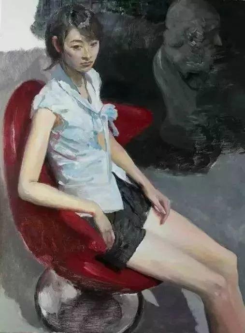 夏葆元——与陈逸飞齐名的油画界三大才子之一插图10