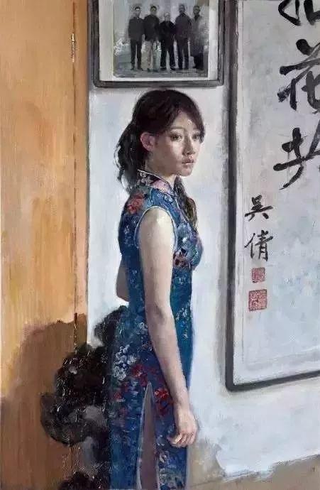 夏葆元——与陈逸飞齐名的油画界三大才子之一插图14
